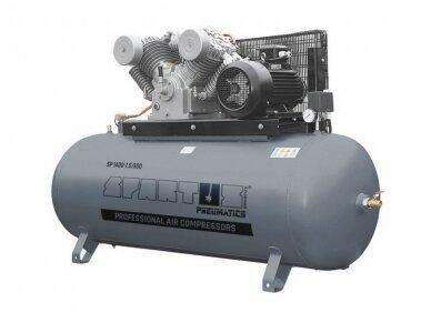 Spartus stūmoklinis kompresorius SP 880-5.5/500, 500l, 400V