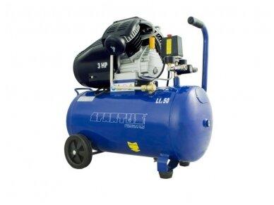 Spartus stūmoklinis kompresorius SPB360-2.2/50, 50L, 230V