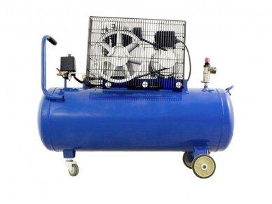Spartus stūmoklinis kompresorius SPB370-2.2/100, 100l, 230V 3