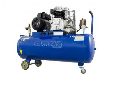 Spartus stūmoklinis kompresorius SPB370-2.2/100, 100l, 230V