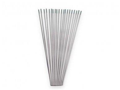 Spartus volframinis elektrodas (WC20 pilkas), 175mm