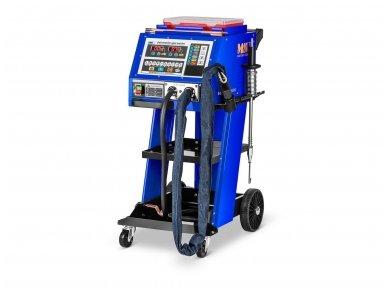Spoteris S-SPOTTER 5000A su darbo stalu (taškinio-kontaktinio suvirinimo mašina)