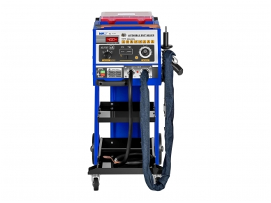 Spoteris su darbo stalu 4200A (taškinio-kontaktinio suvirinimo mašina) 3