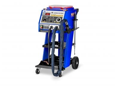 Spoteris su darbo stalu 4200A (taškinio-kontaktinio suvirinimo mašina)