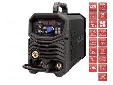 SPARTUS EasyMIG 210 Suvirinimo aparatas, 200A, 230V