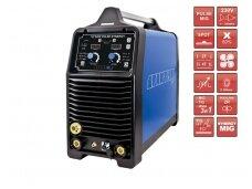 SPARTUS EasyMIG 220E Pulse Synerg Suvirinimo aparatas, 200A, 230V