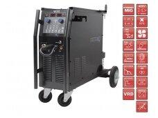 SPARTUS EasyMIG 320 Suvirinimo pusautomatis, 250A, 400V