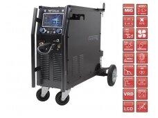 SPARTUS EasyMIG 325 Suvirinimo aparatas, 300A, 400V