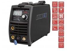 SPARTUS® EasyTIG 205E Pulse DC Suvirinimo aparatas, 200A, 230V