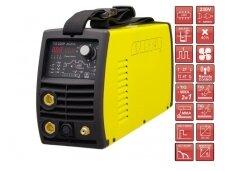 SPARTUS® TIG 220P AC/DC Suvirinimo aparatas, 200A, 230V