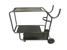 Suvirinimo įrangos vežimėlis su 3 lentynomis Spartus SP-TR-12