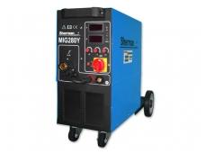 Suvirinimo pusautomatis, MIG 280Y/4R, 280A, 400V