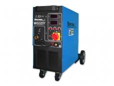 Suvirinimo pusautomatis SHERMAN MIG 320Y/4R, 320A, 400V