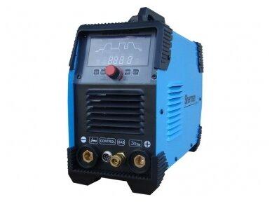 Suvirinimo aparatas DIGITIG 200DC Multipro, 200A, 230V
