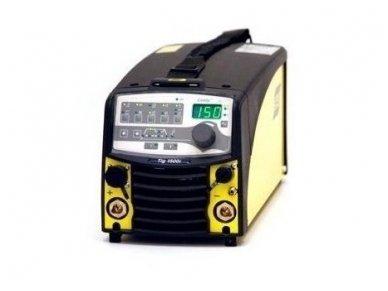 Suvirinimo aparatas ESAB Caddy Tig 1500i TA34 + TXH 151