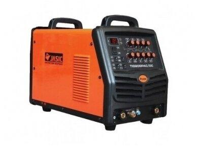 Suvirinimo aparatas JASIC TIG 200P AC DC E101, 185A, 230V