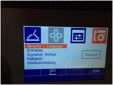 WTL MIG 200 LCD Synergic Suvirinimo aparatas, 200A, 230V 4