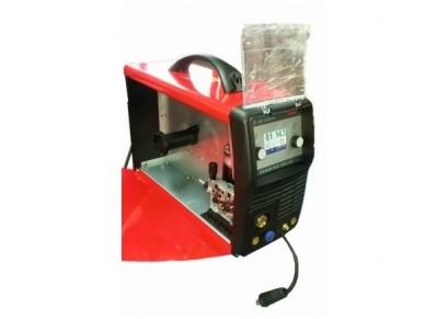 WTL MIG 200 LCD Synergic Suvirinimo aparatas, 200A, 230V 6