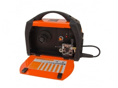 Jasic Mig 200 (N220) Suvirinimo pusautomatis MIG/MAG/MMA, 200A, 230V 5
