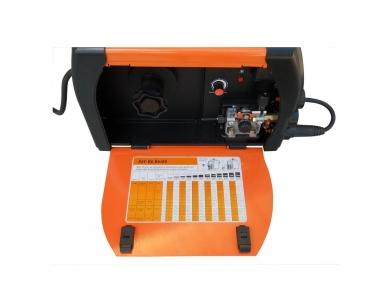 Suvirinimo aparatas MIG/MAG/MMA, MIG 200, 200A, 230V 6