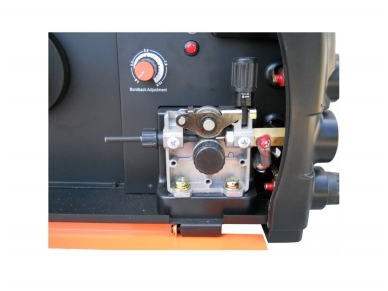 Suvirinimo aparatas MIG/MAG/MMA, MIG 200, 200A, 230V 4