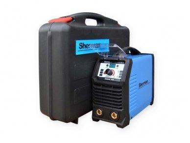 Elektrodinis suvirinimo aparatas SHERMAN DIGIARC 200, 200A, 230V