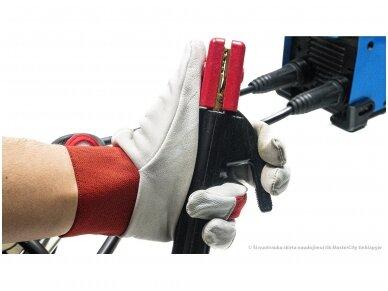 Suvirinimo aparatas MMA, DIGIARC 200 Pulse, 200A, 230V su lagaminu 9
