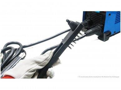 Suvirinimo aparatas MMA, DIGIARC 200 Pulse, 200A, 230V su lagaminu 10