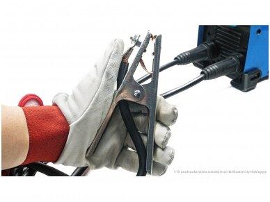 Suvirinimo aparatas MMA, DIGIARC 200 Pulse, 200A, 230V su lagaminu 8