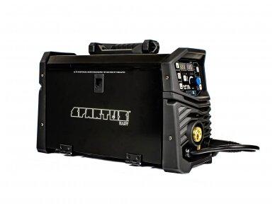 SPARTUS EasyMIG 210S Suvirinimo pusautomatis, 200A, 230V 4