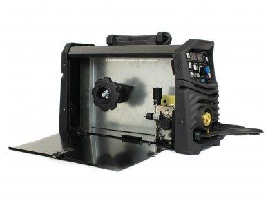 SPARTUS EasyMIG 210S Suvirinimo pusautomatis, 200A, 230V 5
