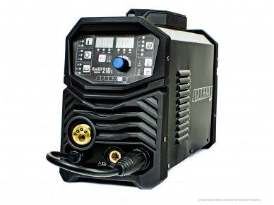 SPARTUS EasyMIG 210S Suvirinimo pusautomatis, 200A, 230V