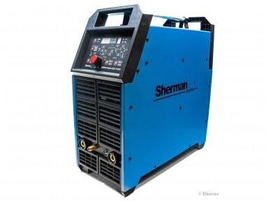 Sherman DIGITIG pulse AC/DC 315GD Suvirinimo aparatas, 315A, 400V 3