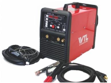 WTL WSME 250 TIG AC/DC PULSE TIG Suvirinimo aparatas, 250A, 400V