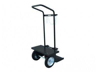 Suvirinimo įrangos vežimėlis su 2 ratais Spartus SP-TR-5