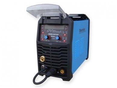 Suvirinimo aparatas su DualPulse technologija Sherman DIGIMIG 200 Pulse, tinka aliumini virinti 2