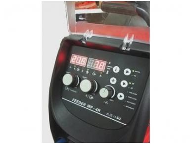 WTL Suvirinimo pusautomatis MULTIMIG 500F Synergic, 500A, 400V, aušinamas vandeniu 2