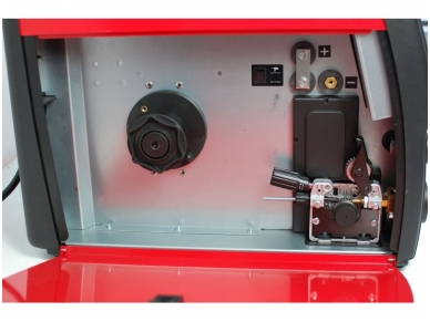 WTL POWER MIG200LCD  Suvirinimo pusautomatis, 200A, 230V 5