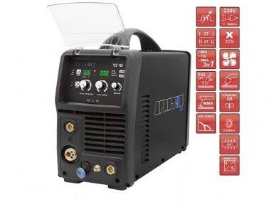 Полуавтоматический сварочный аппарат SPARTUS® EasyMIG 185