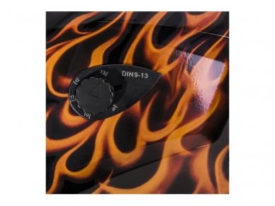 Automatinis suvirinimo skydelis STAMOS Firestarter 500 2.0 2