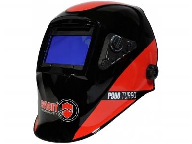 Сварочная маска P950 TURBO