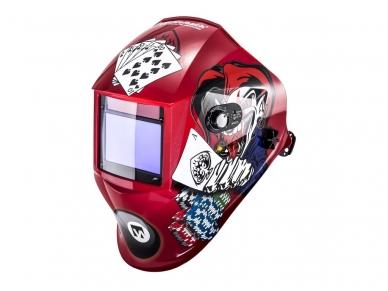 Suvirinimo skydelis STAMOS Pokerface 2.0 - PROFESSIONAL SERIES