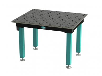 Suvirinimo stalas 1000 x 1200 x 25 mm