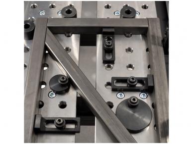 Suvirinimo stalas 1960 x 1000 x 16 mm 3