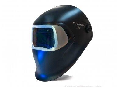 Suvirintojo skydelis 3M Speedglas 100 su 100-V filtru