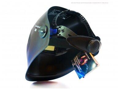 Suvirintojo skydelis 3M Speedglas 100 su 100-V filtru 5