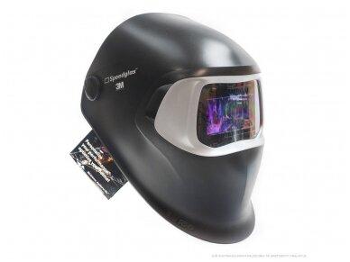 3M Speedglas 100 su 100-V filtru Suvirintojo skydelis 2