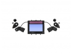 Šviesos filtras skydeliams Stamos Firestarter500, Eagle Eye, Blaster