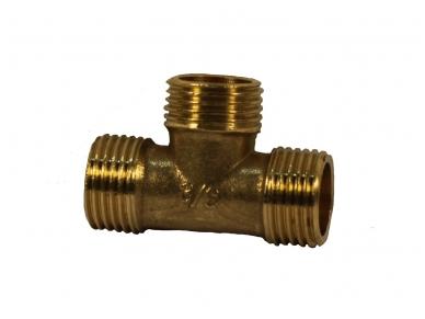 T- tipo srieginė jungtis 3*1/2'' (išorinis sriegis)