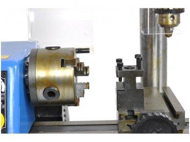 Tekinimo-frezavimo staklės 250W 12